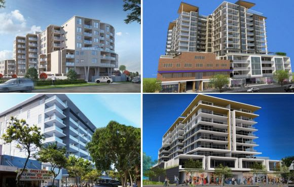 Moreton Bay Region assumes a greater presence within the Urban.com.au Project Database