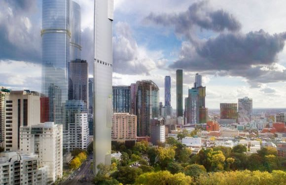 Royal Society of Victoria floats a plan for Melbourne's tallest skyscraper