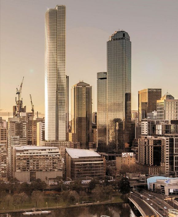 Fragrance Group secures approval for the seemingly defunct 555 Collins Street