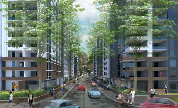 LFD Developments plans an Auburn apartment enclave