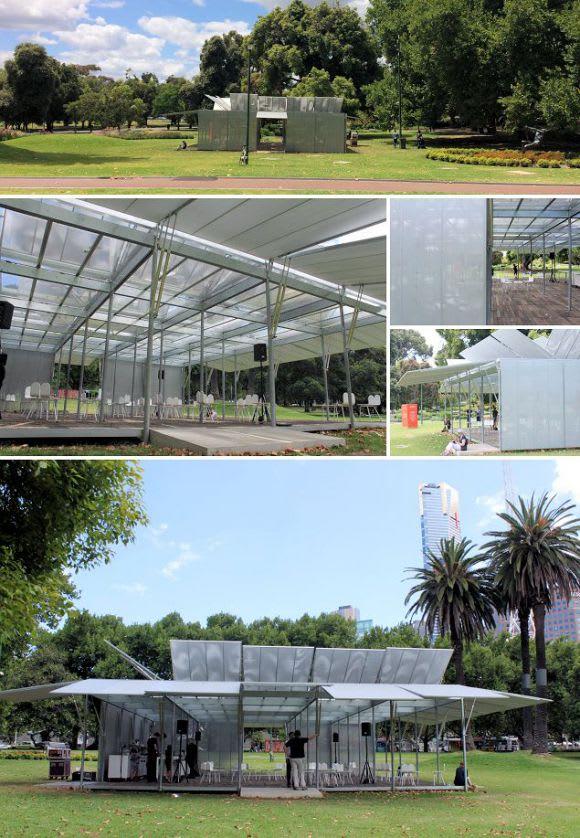 Melbourne's Architectural Summer