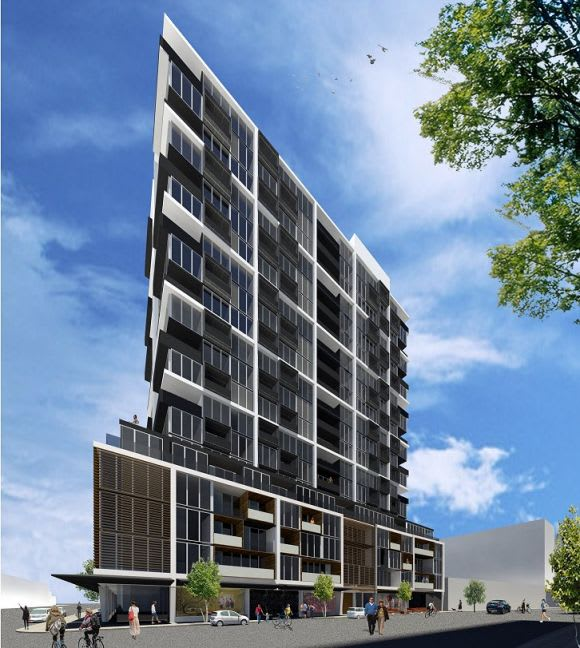 South Melbourne a magnet for new residential tower applications