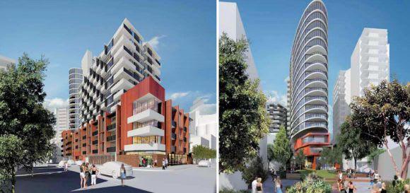 The Richmond Malt site heads to planning