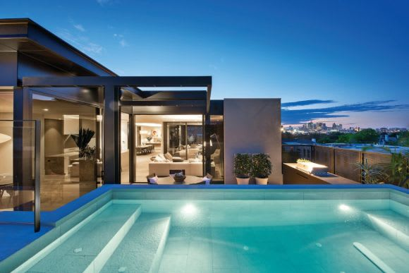 What it takes to deliver Melbourne's latest  million penthouse