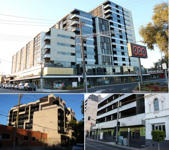 Comings and goings in Brunswick's engaged apartment market