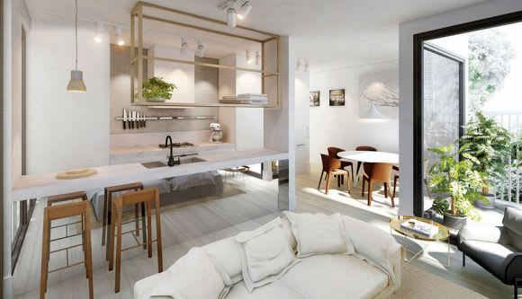 Lian Beng Group enter Melbourne with 596 St Kilda Road