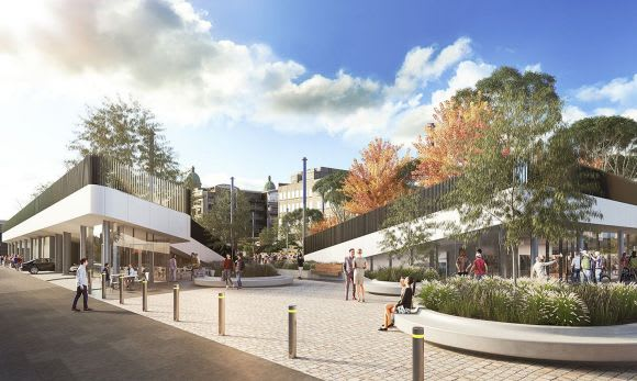 Construction commences on one of 2018's most significant projects