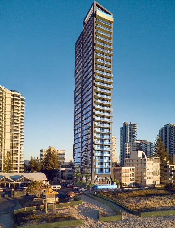 A new player seeks its place in the Gold Coast luxury apartment spotlight