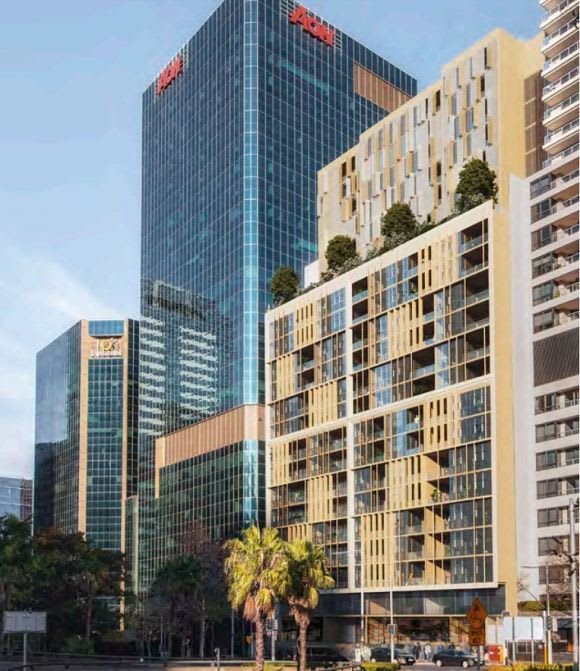 Barana Group sees opportunity on Sydney's Kent Street
