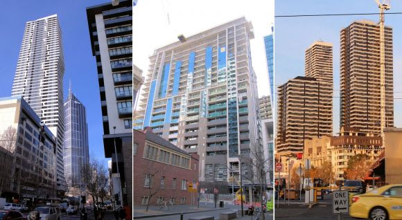 The chronology and evolution of A'Beckett Street