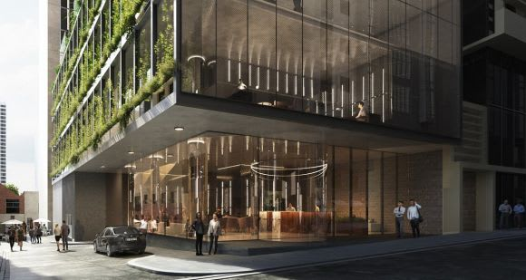 Little Collins Street's hotel precinct poised for another addition