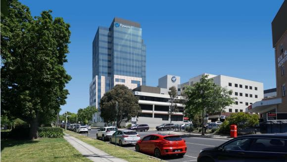 Epworth Eastern rises to match Box Hill's booming population's needs