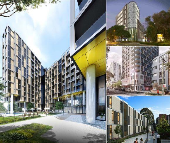 Guansheng Australia pushes student accommodation into Sydney's CBD