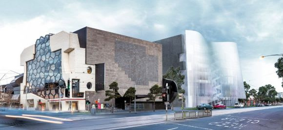Is this the next addition to Melbourne's Arts Precinct?