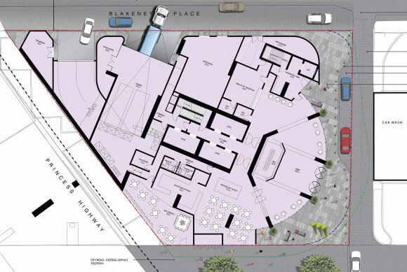 334-344 City Road revised in order to address planning concerns
