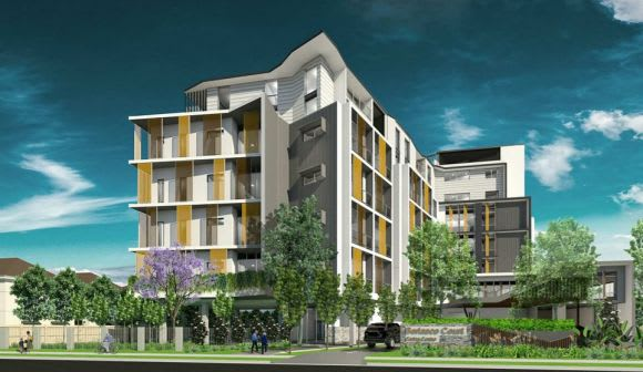 Doubling up for Brisbane's already robust aged care development pipeline