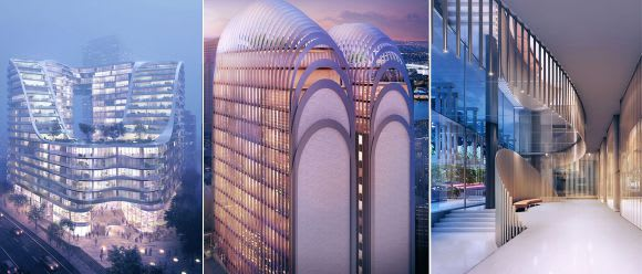 889 Collins Street next for Lend Lease's  Victoria Harbour?