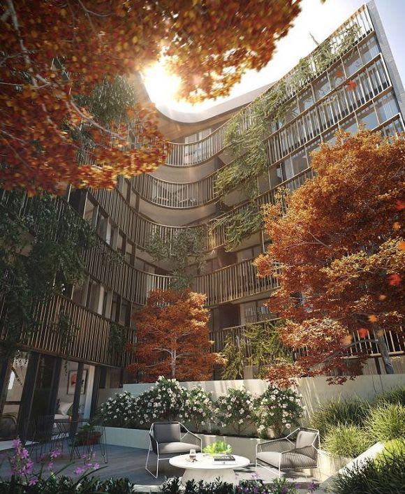 Profiling OpenCorp's Eastside Village development