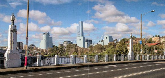 190 metre tower sought for South Yarra