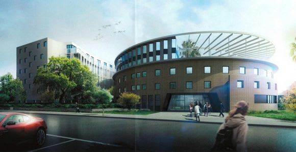 Three new projects step forward to further fill the student accommodation void