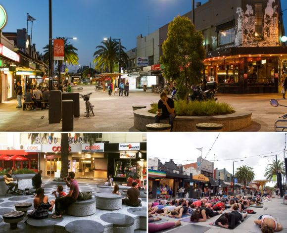 Concept to reality: Acland Street's rejuvenation in review