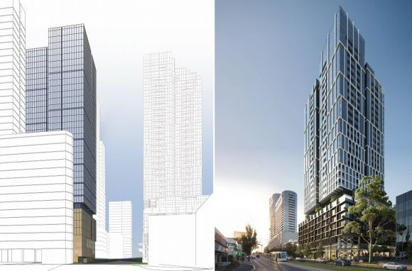 LongRiver Group's three bedroom surprise for their third Box Hill skyscraper