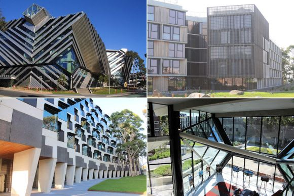 Monash University delivers again with a new design showpiece