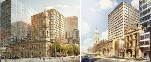 Westin signs into Adelaide's General Post Office precinct