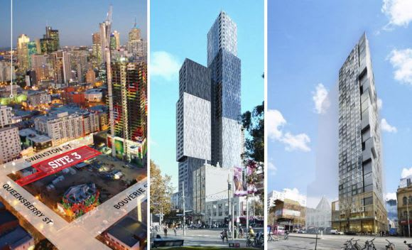 An overview of Melbourne's student accommodation projects
