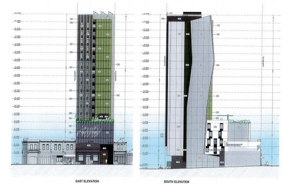 The student living drive churns out an additional tower, but provides no luck for another