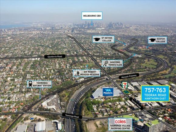 OpenCorp enters Melbourne's apartment market with two projects