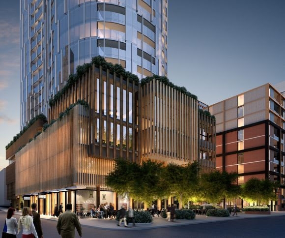 Three projects at planning which could redefine their suburbs