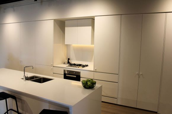 Hands on at Pace's 181 Fitzroy Street display suite