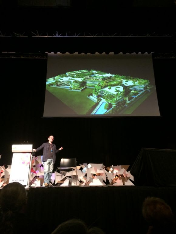 The 2014 National Architecture Conference