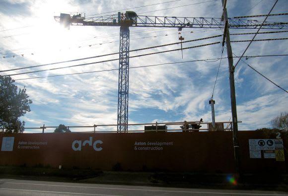The biannual Urban Melbourne crane census - July 2014