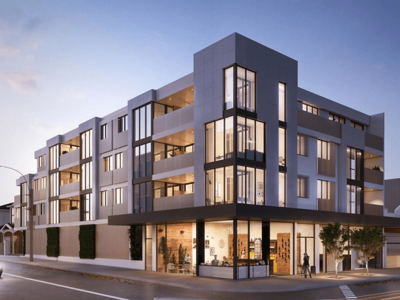 Citi-Con scores a trio of apartment builds