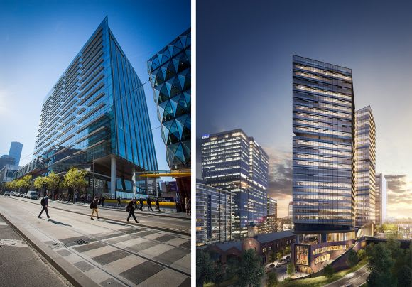Lendlease welcomes co-working operator Spaces to Melbourne Quarter