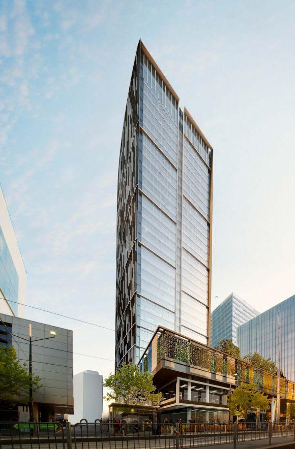 City of Melbourne provides support for revised Melbourne Quarter Tower
