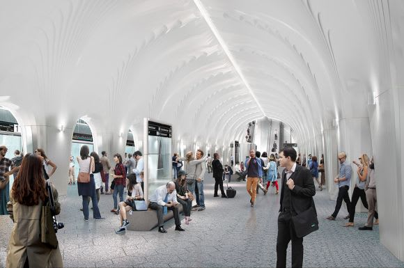 Metro tunnel gets its tunnel & signaling contractors