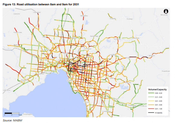 What interventions should Infrastructure Victoria test with its new Melbourne Activity Based Model?