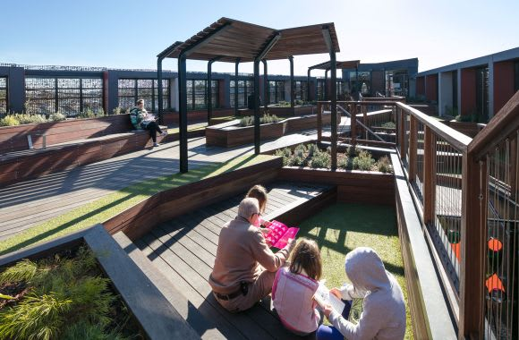 Road to the Victorian Architecture Awards 2018: GroupGSA's North Fitzroy Library and Community Hub