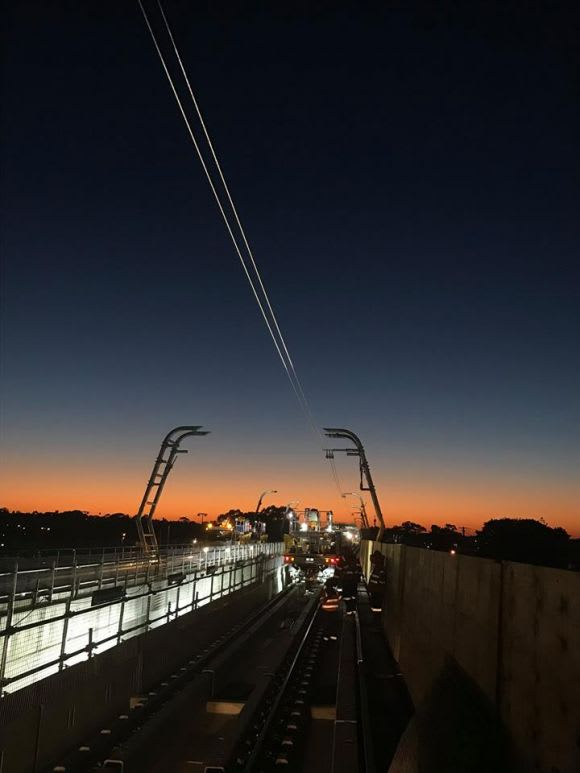 Noble Park's new station inching closer to opening