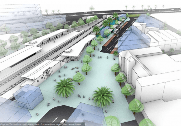 Oakleigh's station precinct plans open for public consultation