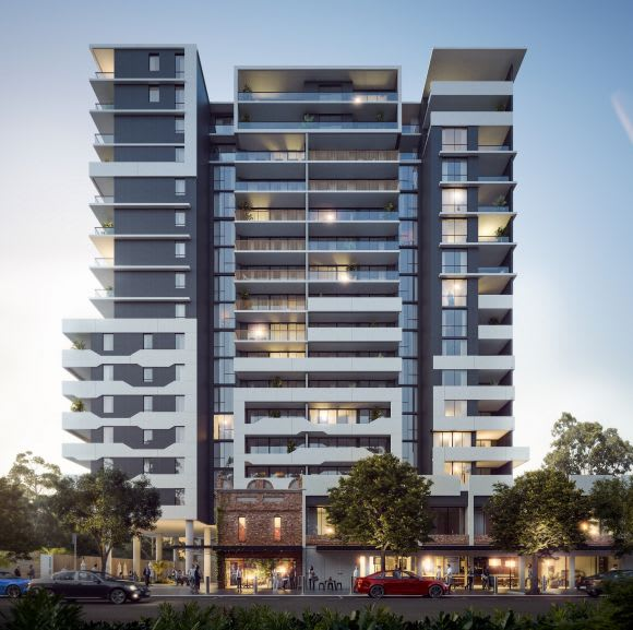 Greaton's Oxford Central in Sydney reaches its peak