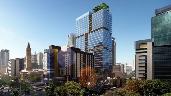 Mirvac lands Suncorp for Brisbane's 0m Ann Street development