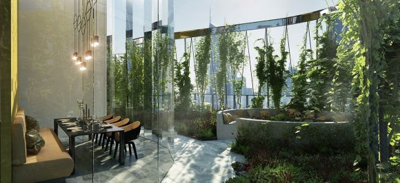 Premier Tower amenities