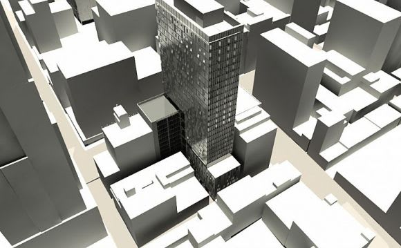 Development Scenario: 140 & 150 Queen Street