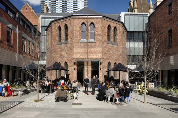 Episodic Urbanism: The RMIT urban spaces project (1996-2015)