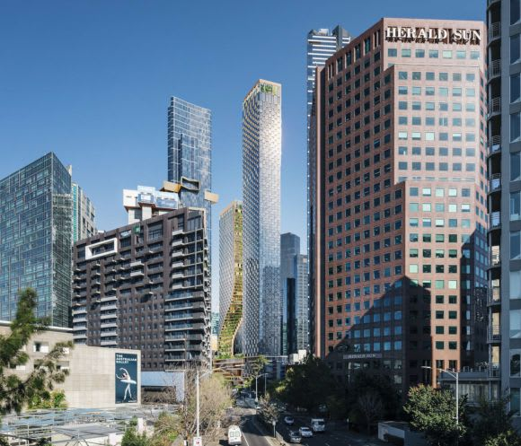 City of Melbourne unanimously endorses Southbank by Beulah planning application
