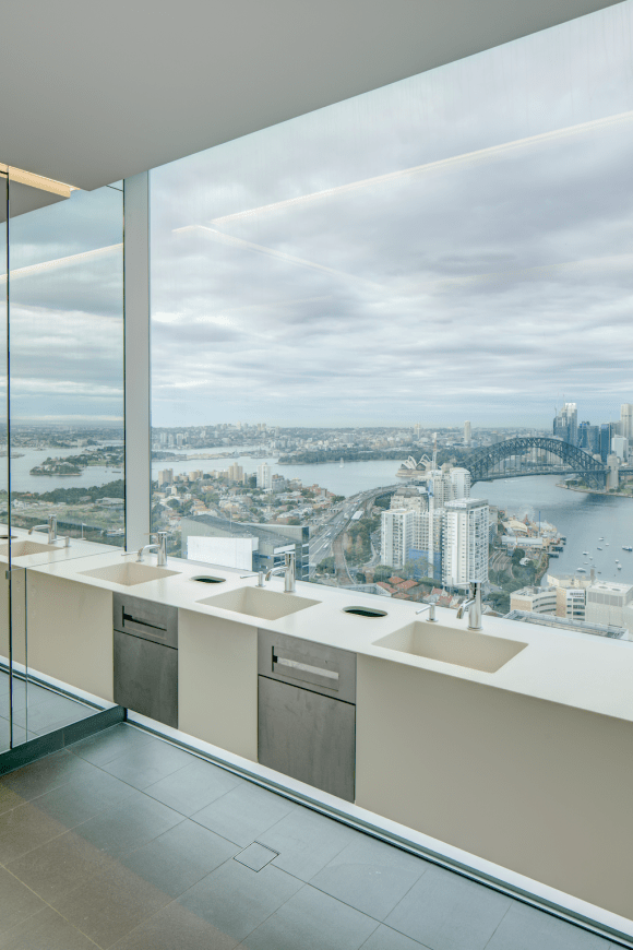 Sydney's latest tower 100 Mount celebrates completion